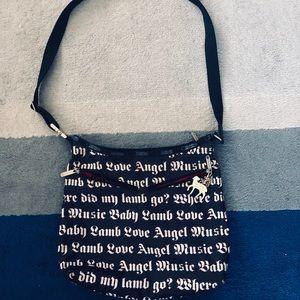 L.A.M.B Lesportsac large cross body bag